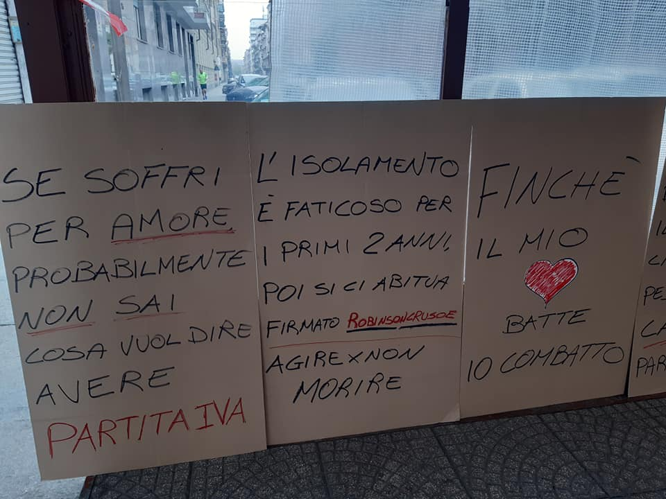 partite iva piazza Torino
