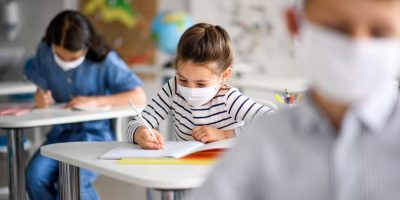 Tar del Lazio: decade obbligo mascherina a scuola fino a 13 anni