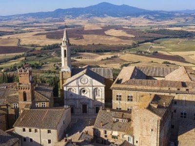 Alla scoperta di antichi borghi: Pienza in Toscana