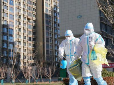 E' in Cina la delegazione dell'Oms per indagare sull'origine del covid-19