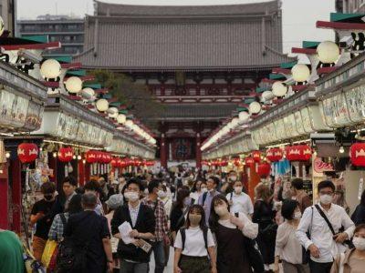 Contagi, la situazione altalenante in Giappone e Thailandia