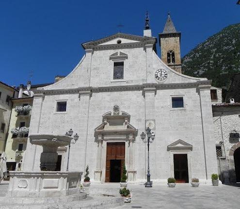 Abruzzo, Pacentro