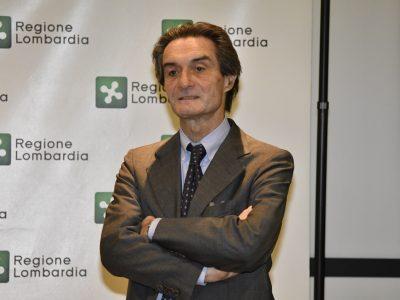 """Lombardia, allarme del Presidente Fontana: """"Stiamo peggiorando i parametri"""""""