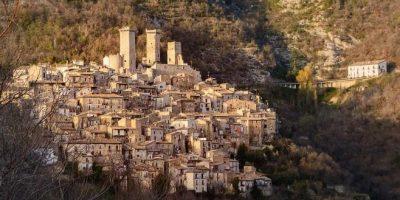 A spasso per borghi medievali: Pacentro in Abruzzo