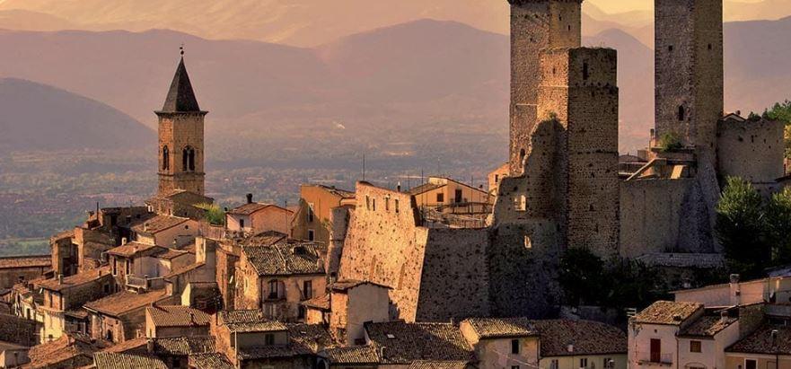 Pacentro, Abruzzo
