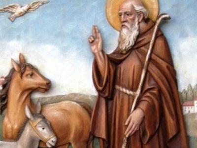 17 gennaio: Sant'Antonio abate protettore degli animali