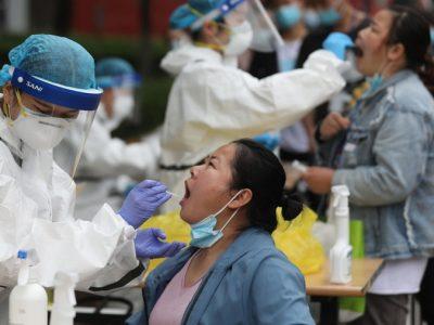 Covid, salgono a 115 i casi di contagio in Cina registrati martedì
