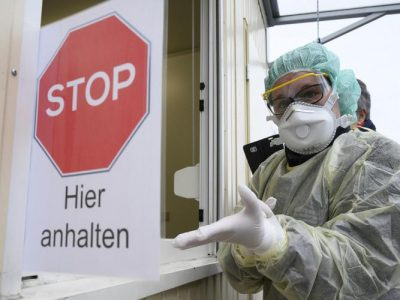 La Germania utilizzerà il trattamento sperimentale a base di anticorpi