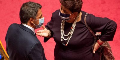 """Renzi: """"Conte cerca i responsabili delle nostre proposte e non soluzioni"""""""