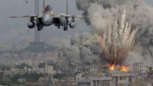 E' di 57 vittime, forze governative e milizie  siriane, un raid aereo