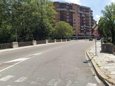 Torino, il ponte Washington chiude alle auto per tre mesi: necessari rinforzi strutturali