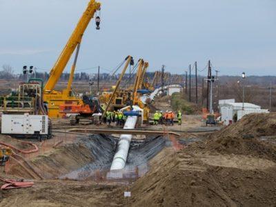 Allarme antincendio al gasdotto Tap crea panico, ma è solo una esercitazione