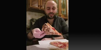 La matematica spiegata con una pizza: il video di Roberto Esposito
