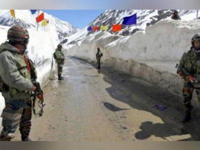 Scontro armato fra truppe indiane e cinesi lungo il confine dell'Himalaya