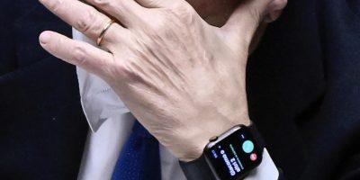 La telefonata sull'Apple Watch di Draghi fa più notizia della fiducia