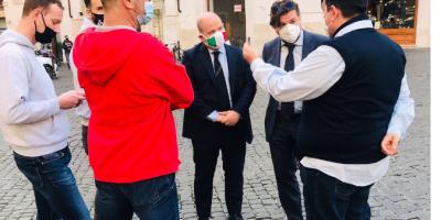 Riapertura palestre: data slitta al 6 aprile, GimFIVE a Montecitorio