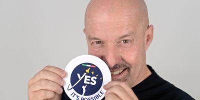 Marco Berry, Yes it's Possibile: Il progetto 'spaziale' prende vita?