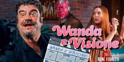 WandaVision diretta da René Ferretti di Boris in un video esilarante
