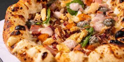 La ricetta della 'Pizza Casatiello' del maestro Marco Quintili
