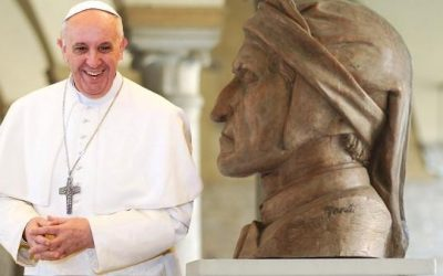 Papa Francesco e Dante