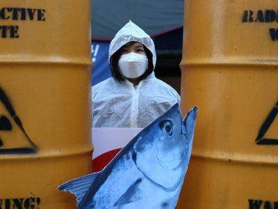 Crimine contro l'ambiente: in mare le acque radioattive di Fukushima
