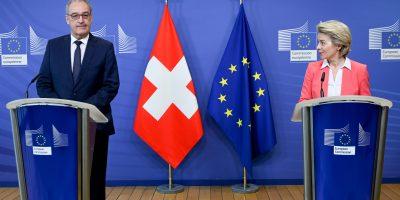 È scontro tra Svizzera e Ue sull'accordo quadro istituzionale