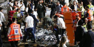 Israele, tragedia al pellegrinaggio sul monte Meron: 44 morti e 150 feriti