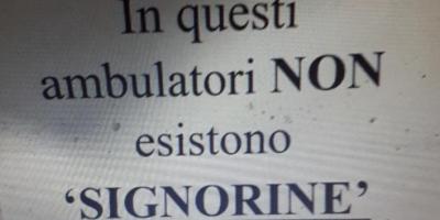 Le dottoresse in rivolta a Napoli: 'Qui non esistono signorine'