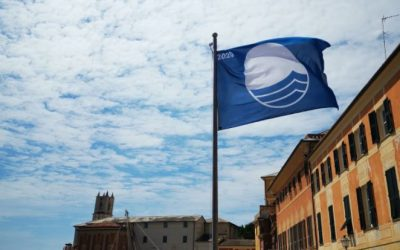 Bandiera Blu 2021: 416 spiagge 'eccellenti', 6 in più rispetto al 2020