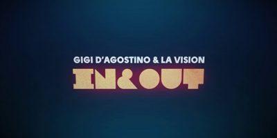 """""""In & Out"""", la nuova hit di Gigi D'Agostino & La Vision"""