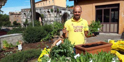 Produzione propria di frutta e verdura per 4 famiglie italiane su 10