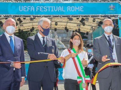 Europeo di calcio al via con Italia-Turchia a Roma