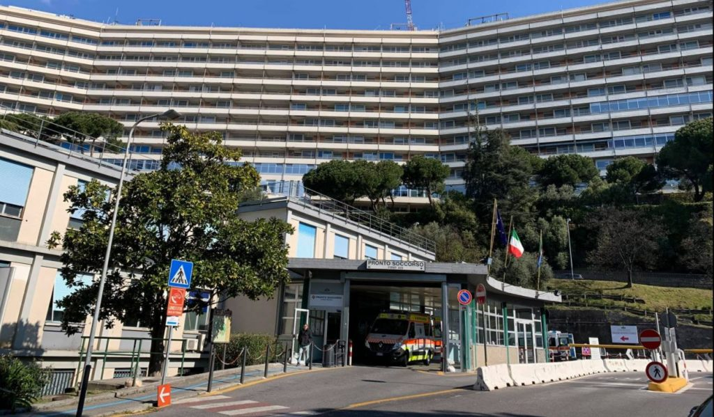 AstraZeneca - Policlinico San Martino di Genova