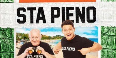 """Il video ufficiale di """"Sta Pieno"""" la hit di Federico Carli e nonno Faustino"""