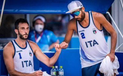 Tokyo 2020, Lupo e Nicolai vincono ancora: gli imbattuti del beach volley