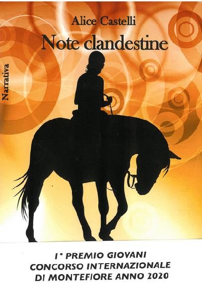 """""""Note Clandestine"""" di Alice Castelli"""