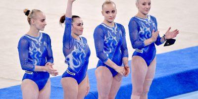 Storica finale ginnastica femminile a squadre: Italia 4° per un soffio