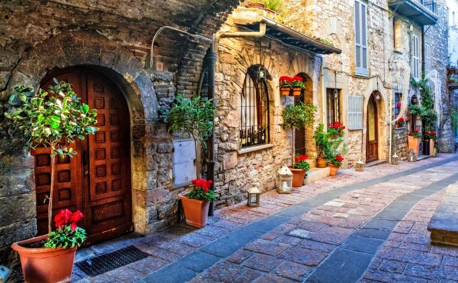 Case a 1 euro a Borgovalle