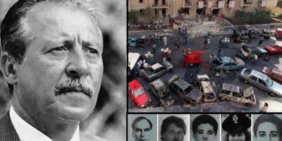 La strage di via D'Amelio: 29 anni fa moriva il giudice Borsellino