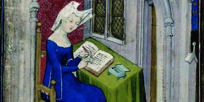 Christine de Pizan la prima eccellenza italiana al femminile