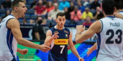 Italia di volley maschile batte 3-1 la Repubblica Ceca e vola agli ottavi