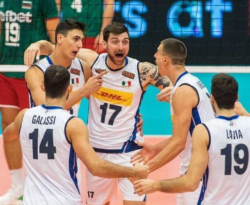 Italia di volley maschile