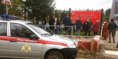 Russia, sparatoria all'università di Perm: sei i morti