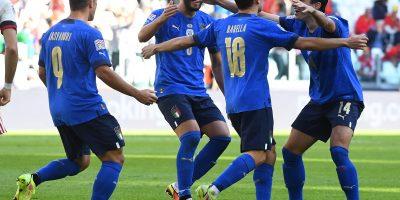 Nations League, l'Italia batte il Belgio ed è terzo posto